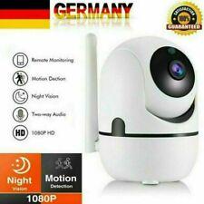 1080p Wifi IP Camera Überwachungskamera HD Innen Webcam Wlan Funk IR Nachtsicht