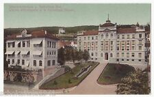 AK Biel Bienne --Uhrenmacherschule und Technikum-- um 1910