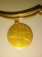ESTATE GLa Soula FOLLOW YOUR INNER COMPASS  Gold TONED Bracelet?