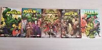 Totally Awesome Hulk Complete TPB lot Vol 1 2 3 4 World War II Greg Pak Marvel