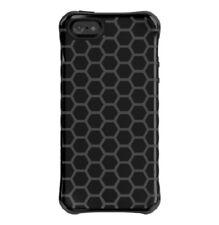 Ballistic Apple iPhone SE (2016) iPhone 5s/5 Black Grey Honeycomb Design Case