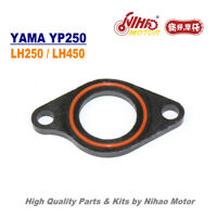 Le joint de tuyau d'admission TZ-61 250cc 250 Linhai partie YP250 LH250
