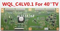 Original SONY T-Con Board WQL_C4LV0.1  WQL-C4LV0.1Logic board  For 40''TV