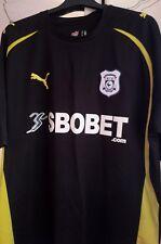 Cardiff City Away Camiseta temporada 2010/11 X-grande.
