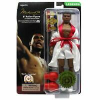 "Mego Classic Legends MUHAMMAD ALI 8"" Limited Edition Action Figure Boxing *MOC*"
