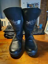 Motorcycle clothing, Jacket, Boots, Helmets. Will sell Seperately.