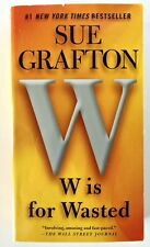 W Is for Wasted : Kinsey Millhone Mystery by Sue Grafton (PB) Free Shipping