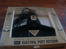 Atomic Electric Putt Return Sears Mid Century
