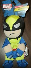 MARVEL COMICS * PET FANS COLLECTION PETCO * WOLVERINE PLUSH DOG TOY * NEW! W/TAG