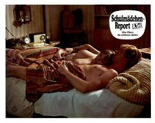 Schulmädchen-Report 8. Teil ORIGINAL Aushangfoto Puppa Armbruster / M. Widman