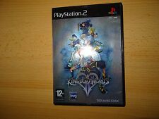 Kingdom Hearts II 2 PAL PS2 NUOVO NON SIGILLATO