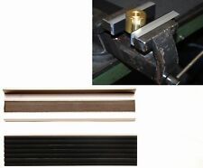 BGS 3044 Schraubstock Schutzbacken Schonbacken 2 teilig 125 mm Aluminium