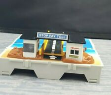 Micro Machines Bridge Travel City Complete w/ Toll Play Set 1987 Galoob