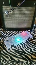 Custom optical theremin synthesizer circuit bent guitar effect super phatty lfo