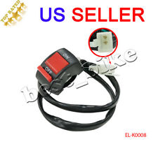 Motorcycle ON-OFF Kill Switch For Scooter ATV Dirt Pit Bike chinese honda 70 90