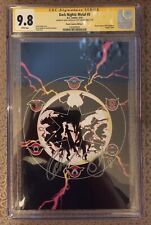 BATMAN WHO LAUGHS Dark Nights Metal 5 2x Signed SS CGC 9.8 VARIANT Limited 250
