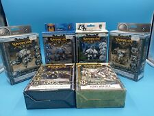 lot de 6 boites figurines warmachine neuf type 40K