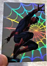 Spider-Man the Movie. Hologram Chase Card # H3. 2002. Topps.