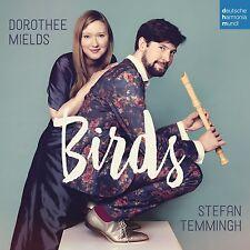 TEMMINGH/MIELDS/GENTLEMAN'S BAND - BIRDS  CD NEU