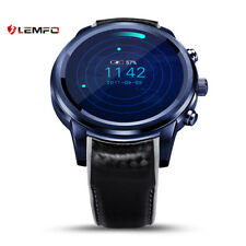 LEMFO LEM5Pro Bluetooth 3G SIM Smart Watch 16GB Phone GPS WiFi For Android iOS