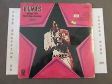 SEALED ELVIS PRESLEY SINGS HITS FROM HIS MOVIES VOL 1 LP FRANKIE AND JOHNNY