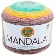 Lion BRAND Yarn Mandala - Valkyrie