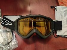 Smith Fuse Ski Goggles With Yellow and Rose Lenses