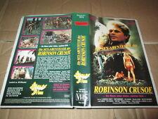 VHS - Die Sex-Abenteuer des Robinson Crusoe - Lawrence Casey