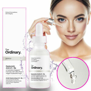 THE ORDINARY Hyaluronic Acid 2% + B5 30ml/1oz ~ BRAND NEW 2021 ~ Free Shipping