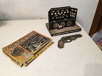 Rare Vintage Old Time Shooting Gallery 1940's Toy By Built-Rite
