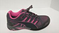 Puma Celerity Knit Steel Toe Work Shoes, Pink/Grey, Women's 7 M