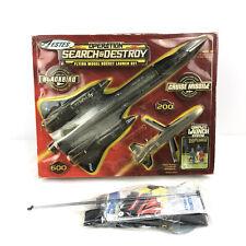 Estes SR-71 Blackbird Rocket Kit Cruise Missile RTF Operation Search & Destroy