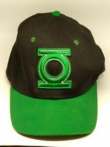 Green Lantern DC Comics Logo Cap Hat