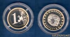 Monaco 2004 - 1 Euro Rainier III et Albert 14999 ex du BE RARE - Monaco