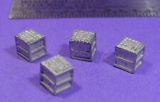 S SCALE Sn3 1/64 WISEMAN MODEL SERVICES DETAIL PARTS: S341 DYNAMITE BOXES