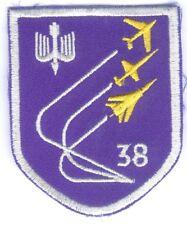 Bundeswehr 1 Orig. Ärmelabzeichen der Luftwaffe des JaboG38 in Friesland, I/II