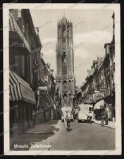 Foto-Utrecht-Niederlande-Holland-Zadelstreet-Gebäude-Architektur-Verkehr-6