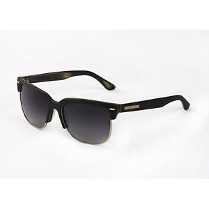 HTG1006 C3 Hang Ten Gold The LAX-Metal Light Gold/Gradient Green Lens
