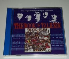 Deep Purple,The Book Of Taliesyn, New And Sealed CD.