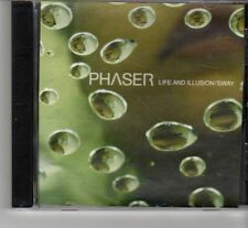 (FR453) Phaser, Life And Illusion  - 2002 CD