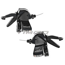 Shimano SL-R440 Flat Bar Road Bike 3×8 Speed Shifter Trigger Lever Black