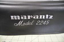 Marantz Model 2245 Dust Cover