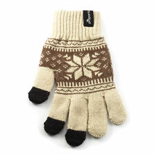 Women's Knit Gloves and Mittens