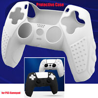 Game Console Protective Case Handle Sleeve Controller Skin Cover for PS5 Gamepad