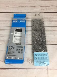 Shimano CN-6701 Ultegra 10-Speed 116L Road Chain fits Dura Ace OPEN BOX