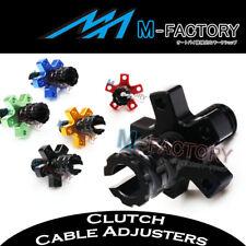 For Suzuki GSXR 600 / 750 K6-K7 06 07 Billet Clutch Cable Adjuster