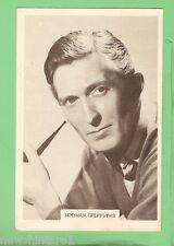#D115. 1960s  TV  FAN CARD - NORMAN GRIFFITHS