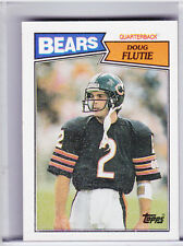 1987 TOPPS #45 DOUG FLUTIE ROOKIE RC CHICAGO BEARS 3134