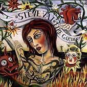 """NEW SEALED """"Steve Vai"""" Fire Garden Cassette Tape  (G)"""