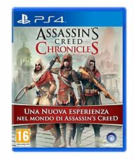 Ubisoft Videogioco SW Ps4 79722 Assassin S Creed Chronicles B0547778